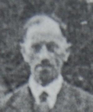 Julius Friedlich (Foto: Mohr)