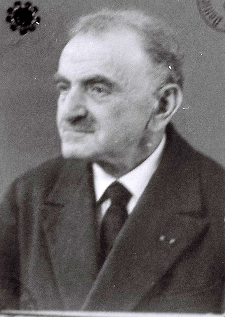 Heinrich Hanau (Foto: Archiv Georg Möllers)