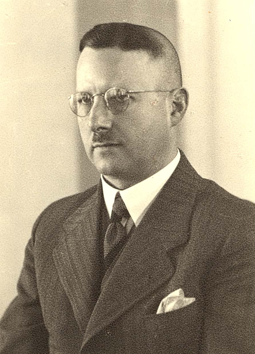 Adolf Aron (Foto Yad Vashem)