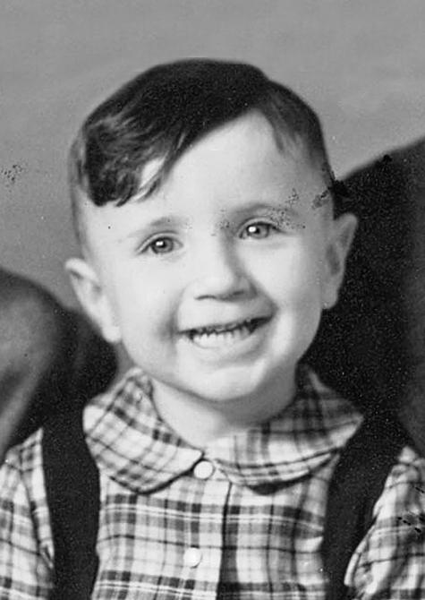 Günther Aron, ca. 1939 (Foto Yad Vashem, Rekonstruktion Chhay)