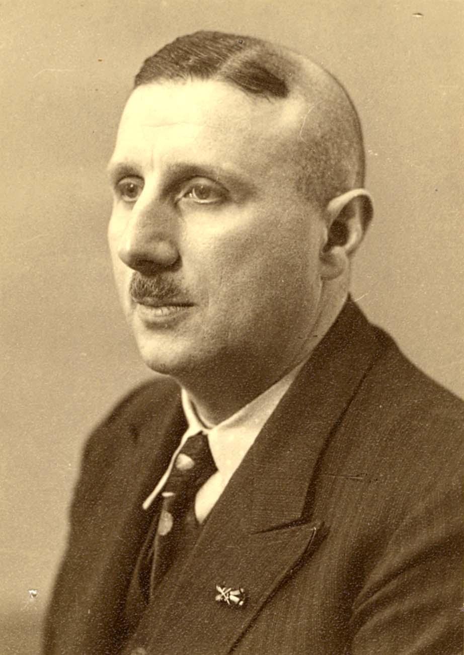 Kurt Aron, ca. 1938 (Foto Weberskirch/Kordes)