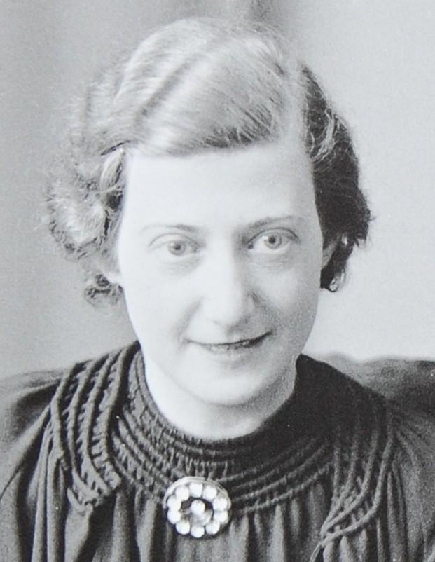 Bertha Hirsch, geb. Heimberg, Mitte der 1930er Jahre (Foto: Weberskirch/Kordes)