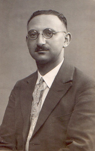 Erich Jacobs, 1934 (Quelle: privat)