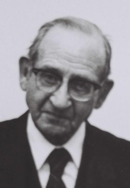 Dr. Selig Auerbach (Foto-Ausschnitt: Medienhaus Bauer)