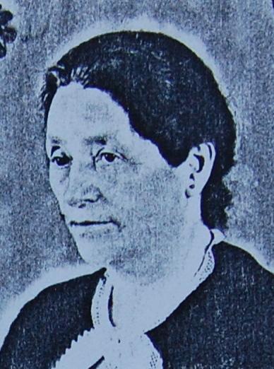 Meta Levi, geb. Lobatz (Foto: Archiv Georg Möllers)