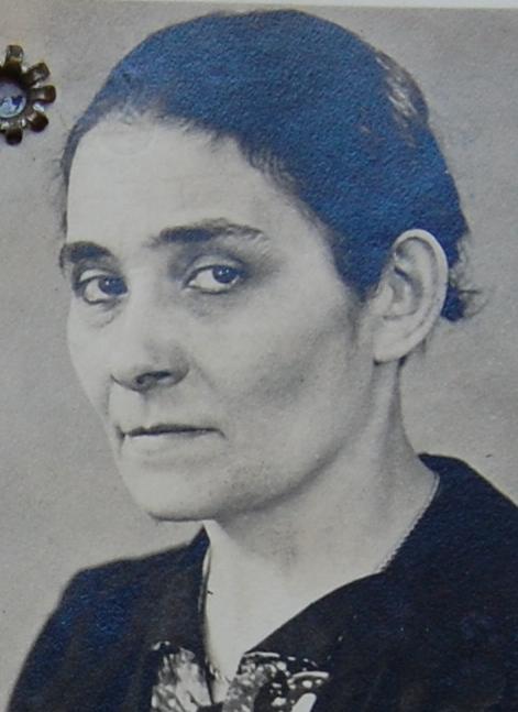 Selma Markus (Marcus) (Foto: Archiv Georg Möllers)