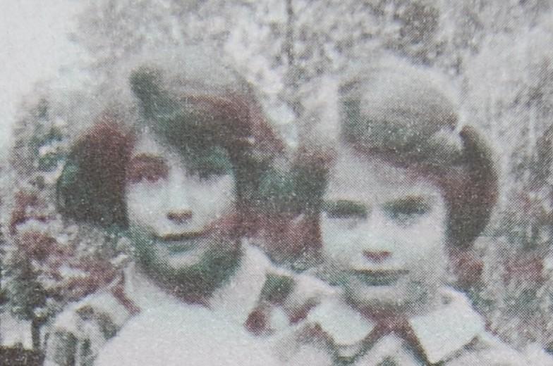 Ruth und Ilse Markus (Marcus) (Foto: Archiv Georg Möllers)