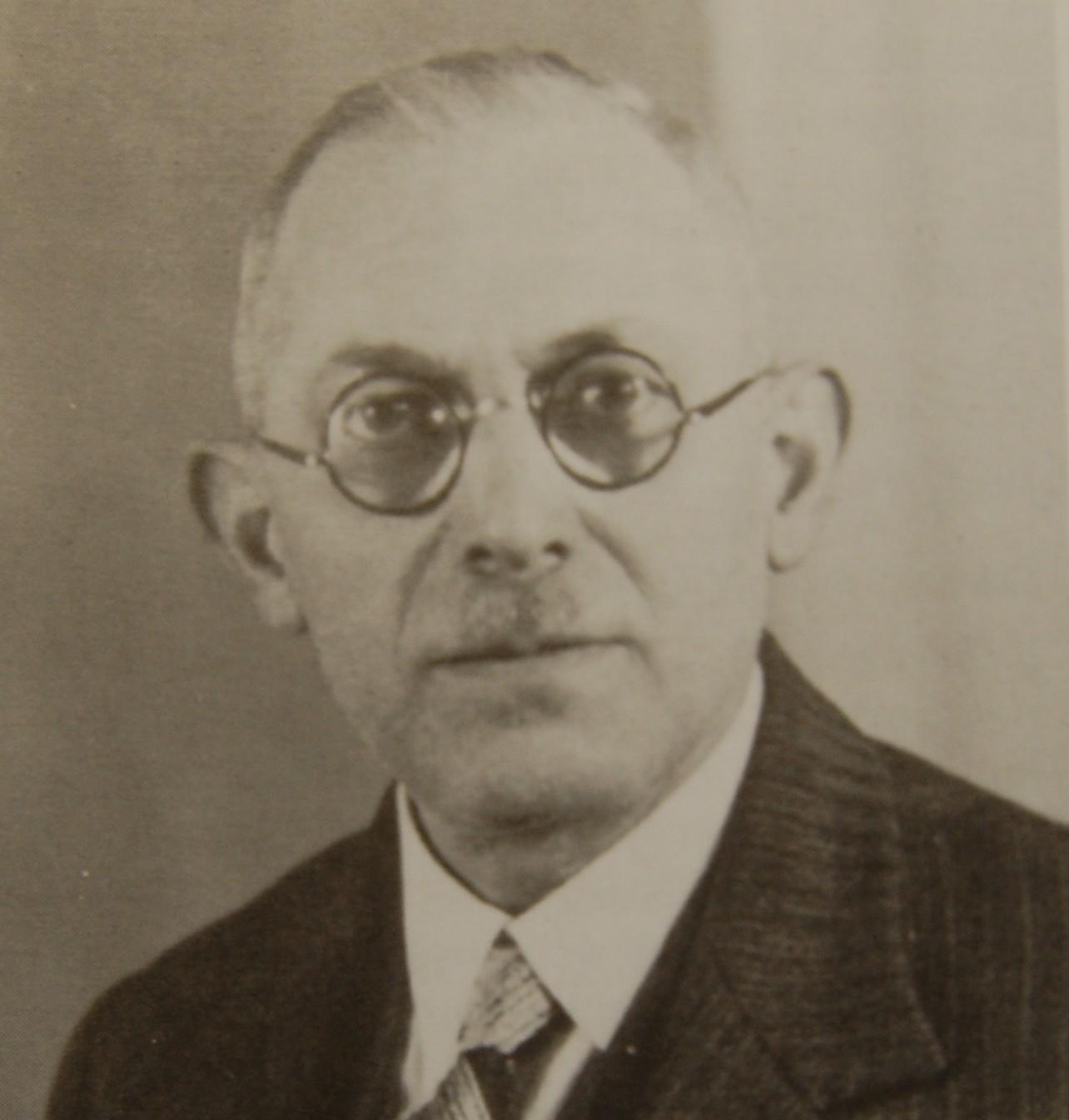 Heinrich Münster (Foto: Archiv Georg Möllers)