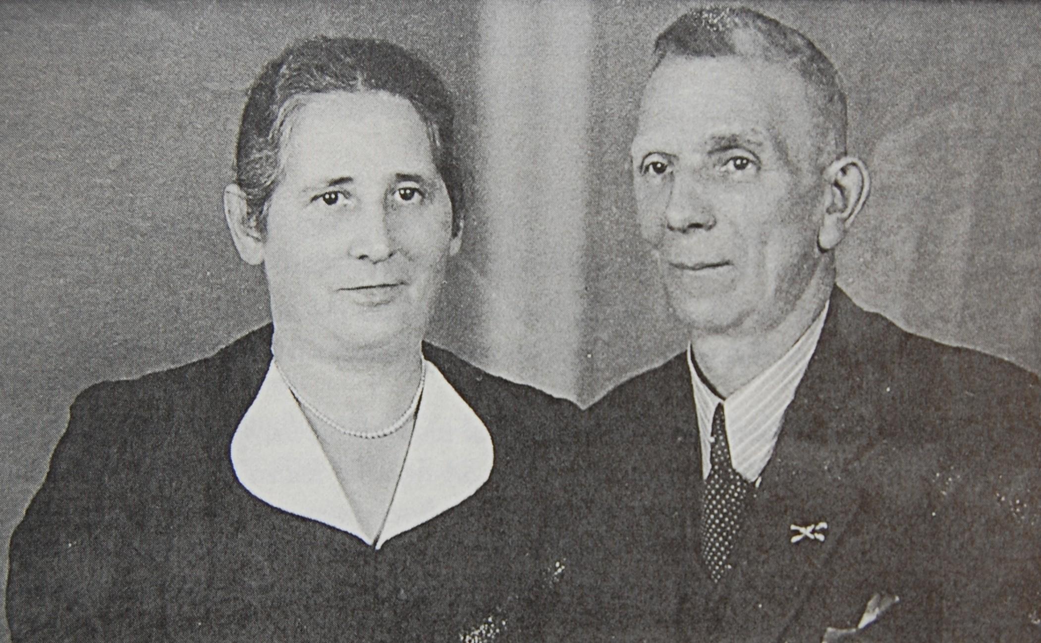 Rudolf und Paula Boldes (Foto Irene Rasch-Erb)