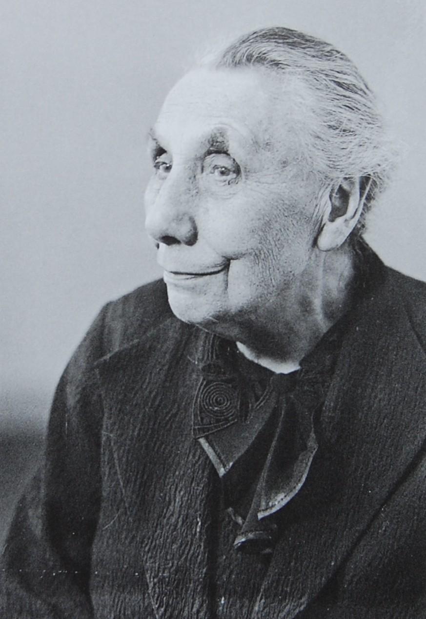 Helene Sternberg Foto Weberskirch, Kordes