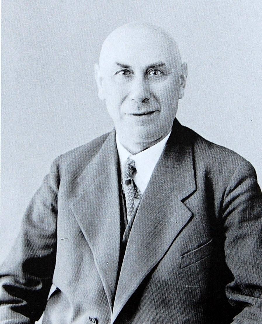 Louis Sternberg. Foto Weberskirch, Kordes