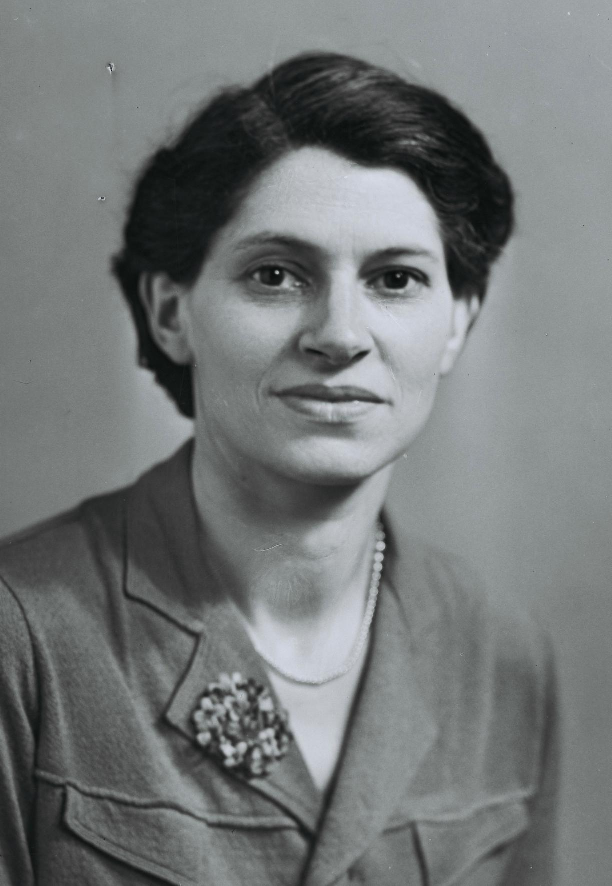 Adele Wieler, geb. Moises