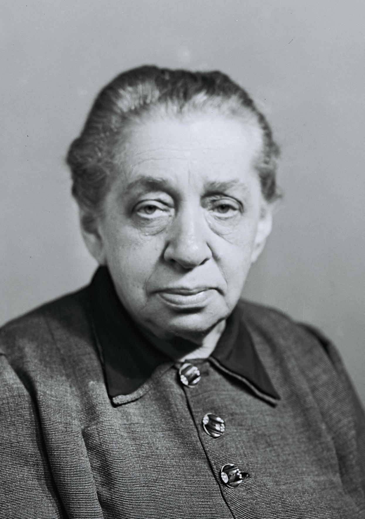 Bertha Wieler, geb. Rindsberg