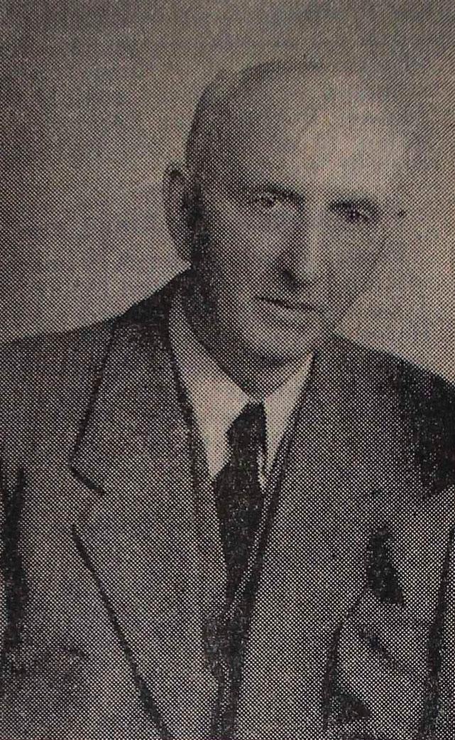 Dr. phil. Wilhelm Brockhoff (Foto: Stadtarchiv Lüdinghausen)