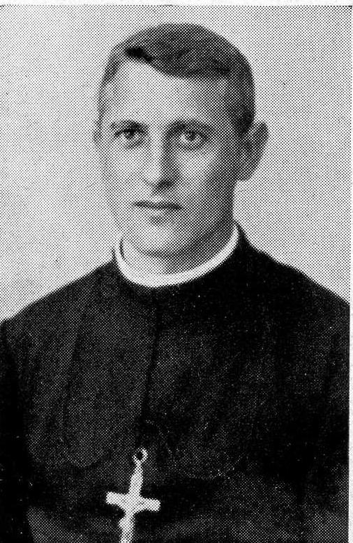 Johannes Goebels, Frater Johannes Xaver, Foto Archiv der Maristen-Schulbrüder