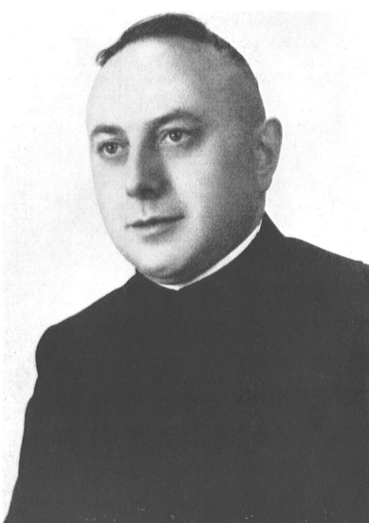 Heinrich Köster (Foto: Archiv Kolping-Zentral Recklinghausen)