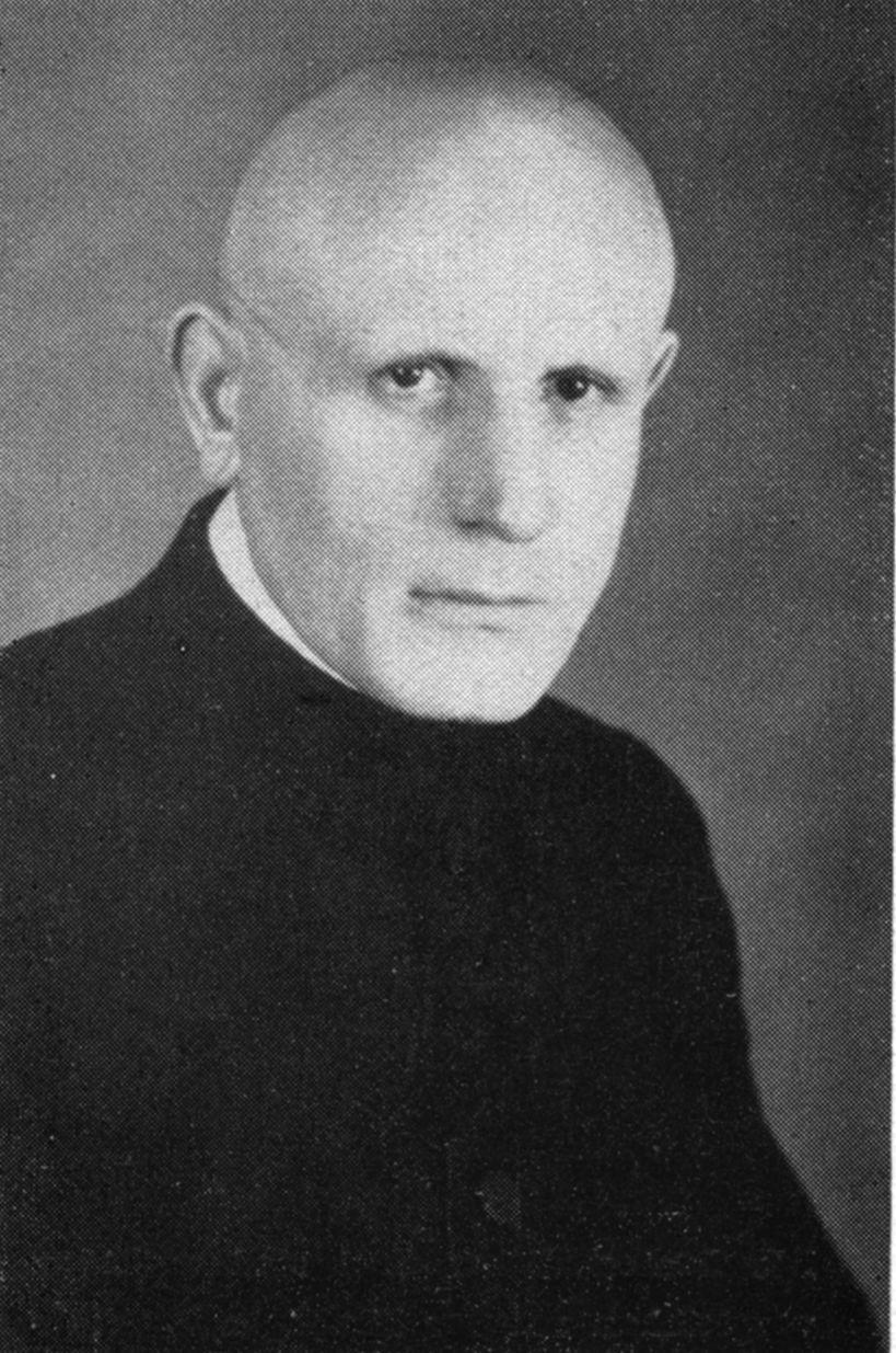 August Wessing Foto: Bistumsarchiv Münster