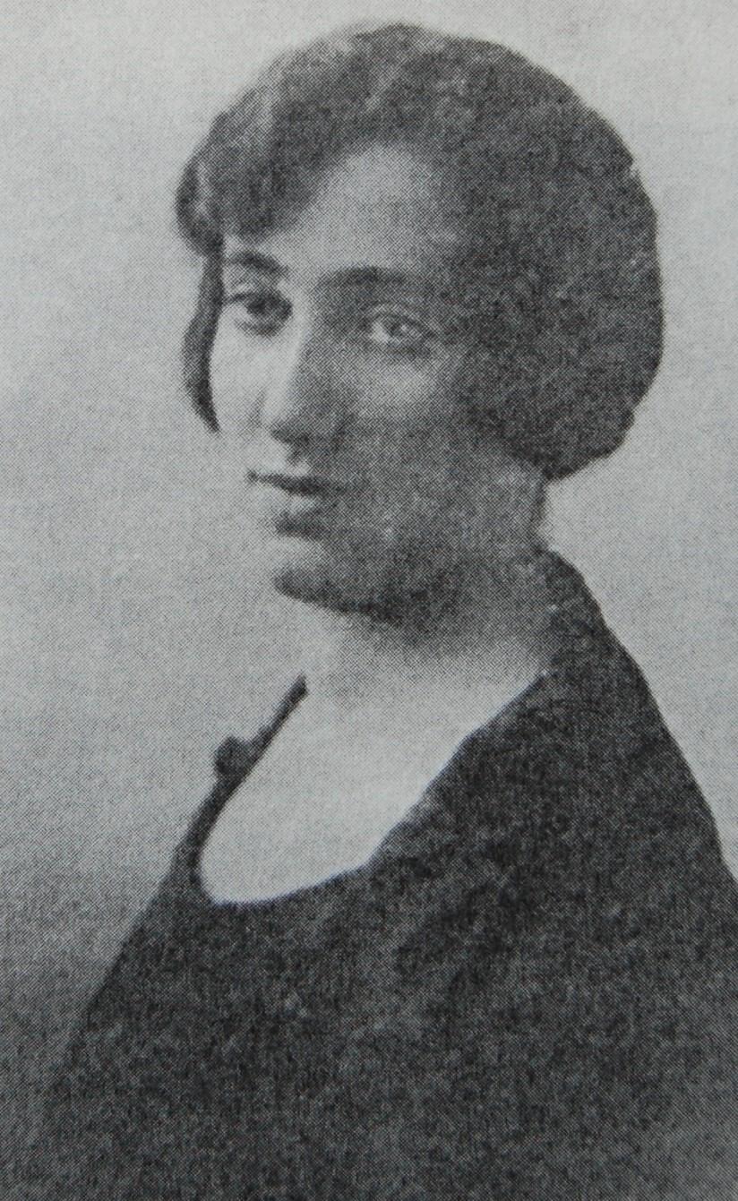 Martha Eichmann, geb. Rosenthal (Foto: Johanna Eichmann)