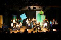 Foto des Chors Soli d Arte bei Premiere