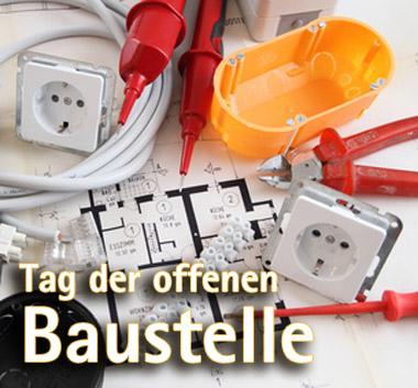 "Bild: ""Tag der offenen Baustelle"", Foto: © maho, fotolia.com"