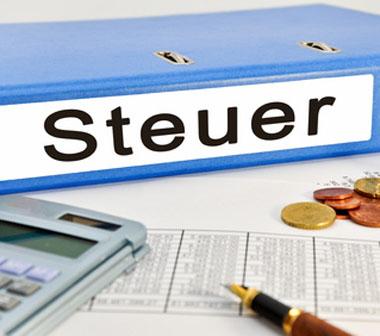 "Bild: ""Steuer"", Foto: Marco2811, fotolia.com"