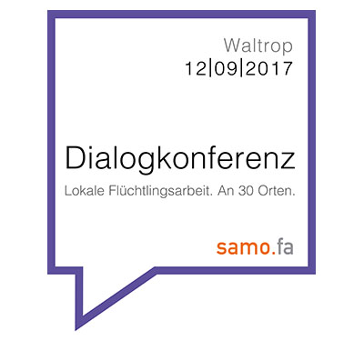 samo.fa-Dialogkonferenz in Waltrop