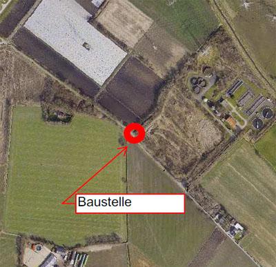 Bild: Luftaufnahme Im Löhken, Foto: Wasser- und Bodenverband Schwarzbach