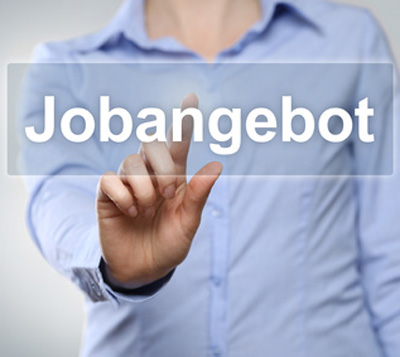 Bild: Jobangebot. Foto: MK-Photo, fotolia.com.