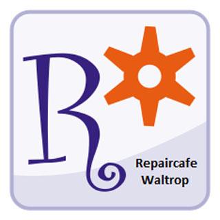 Auf dem Bild: Repair Cafe Logo