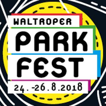 Auf dem Bild: Aktionslogo Waltroper Parkfest 2018