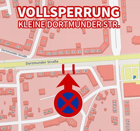 Auf dem Bild: Kartenausschnitt mit Markierungen. Kartenmaterial: regiofreizeit.de
