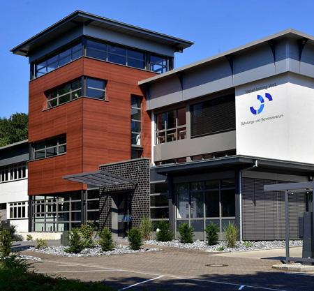 Auf dem Bild: Schulungs- und Servicezentrum Vest (SuS). Quelle: Agentur für Arbeit Recklinghausen