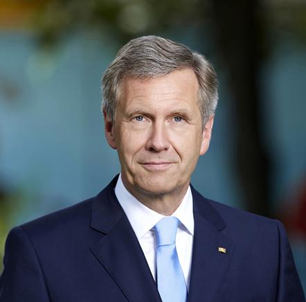 Auf dem Bild: Bundespräsident a. D. Christian Wulff. Foto von Laurence Chaperon (Creative Commons Lizenz CC BY 2.0)