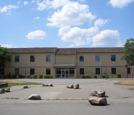 Auf dem Bild: das Gebäude der Phoenixschule. Foto: Stadt Waltrop