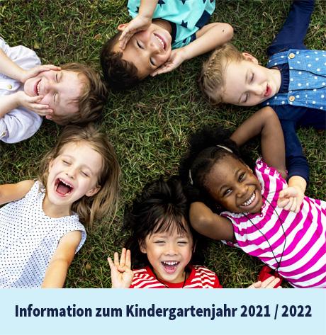 Auf dem Bild: Kindergarten-Kinder.