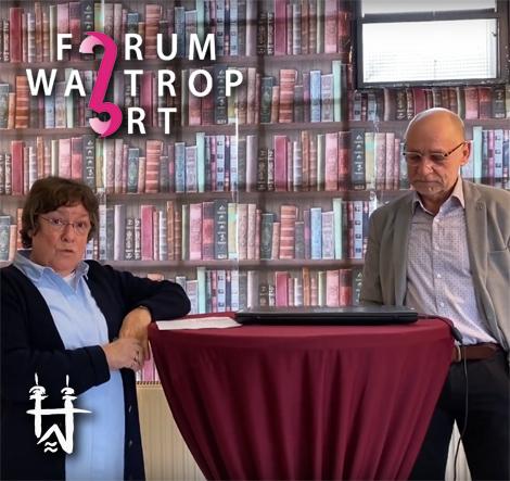 Auf dem Bild: Standbild aus dem Video