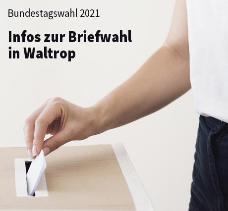 Auf dem Bild: Wahlurne
