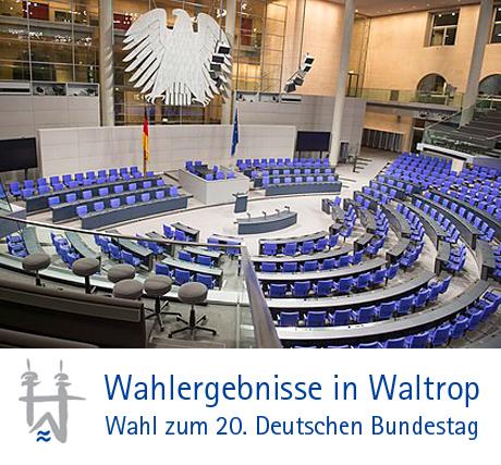 Auf dem Bild: Plenarsaal im Bundestag