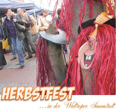 "Bildercollage ""Herbstfest in Waltrop"""