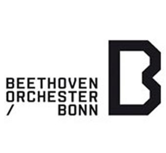 Auf dem Bild: Logo des Beethoven Orchesters Bonn
