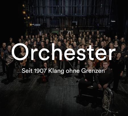 Auf dem Bild: Beethoven Orchester.