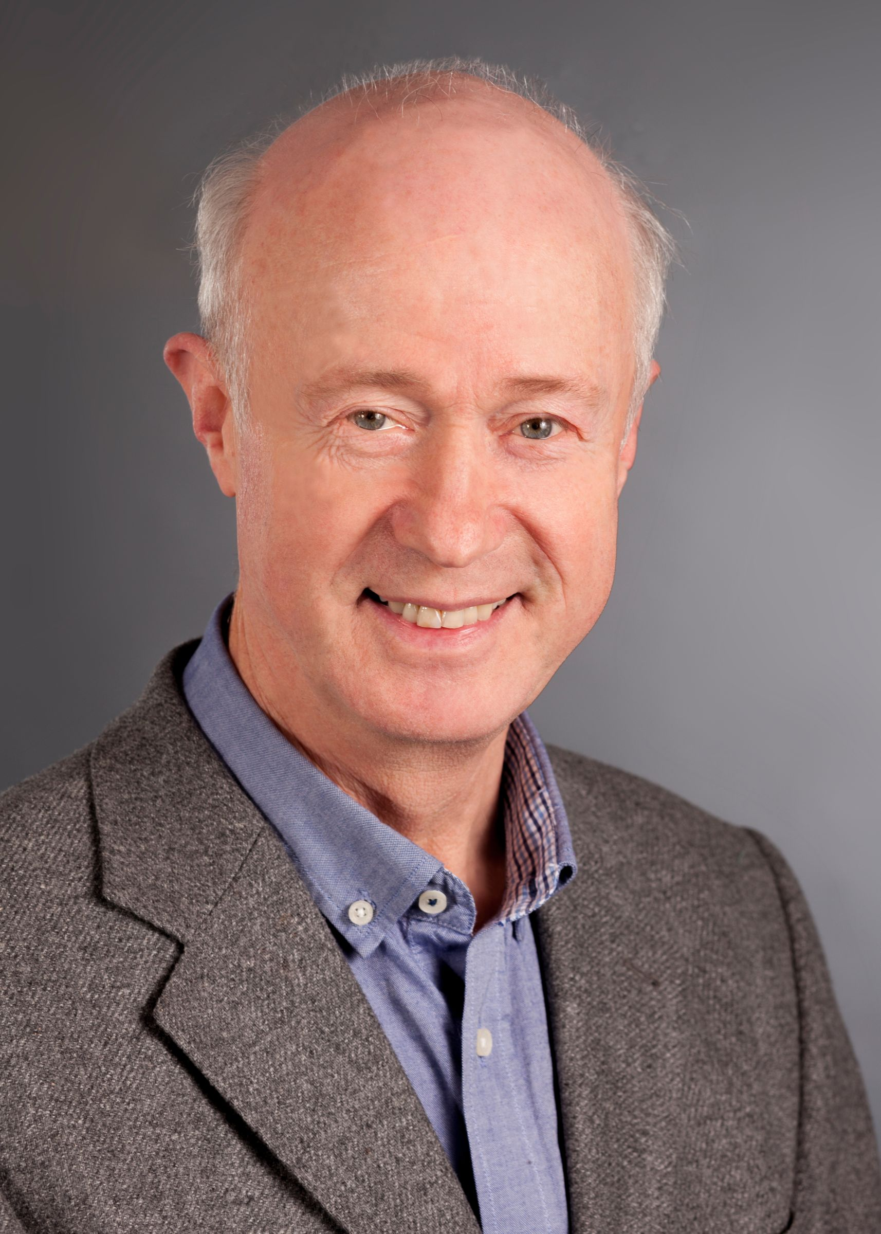 Portrait von Theo Hemmerde