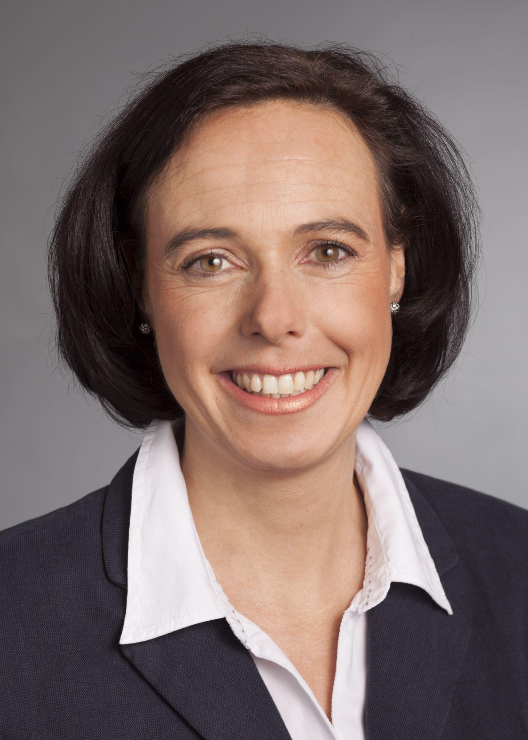 Porträt von Claudia Fischer