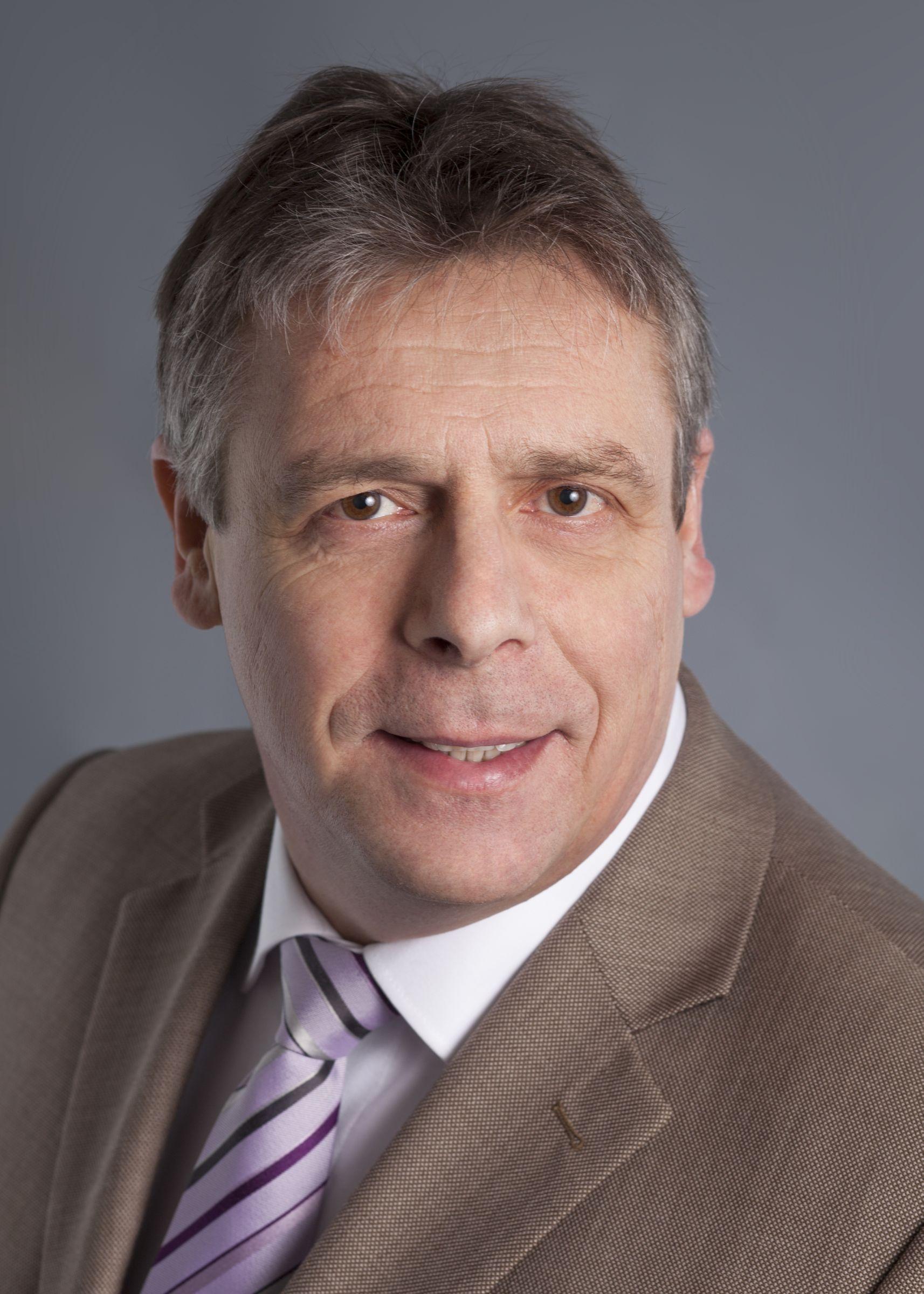 Portrait von Ulrich Meick