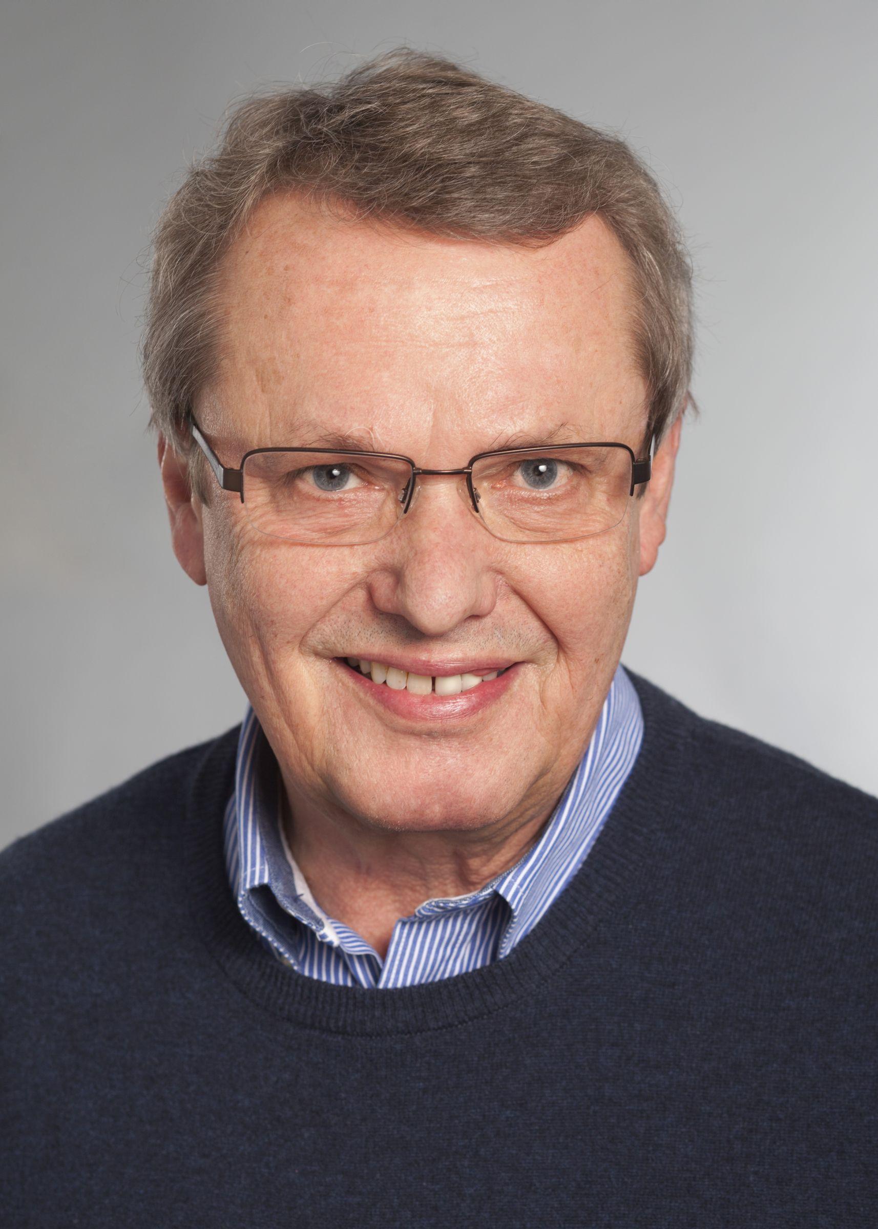 Portrait von Peter Schulz