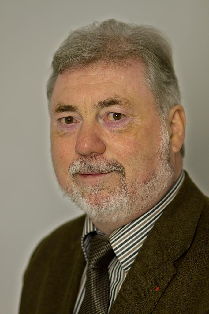 Portrait von Lothar Guthe